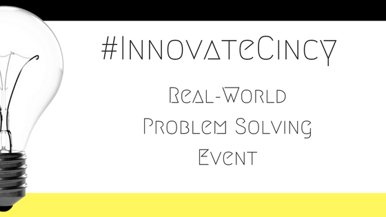 InnovateCincy - Blog Header